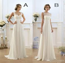 cheep wedding dresses discount 2017 new empire bohemian wedding dresses cheap maternity