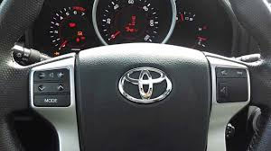 toyota manual tilt telescope steering wheel demo youtube