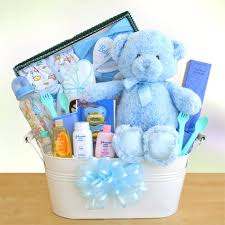 great gifts for new top new ba boy gift basket california delicious about new baby