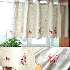 petit rideau cuisine petit rideau de cuisine rideaux en promotion achetez des