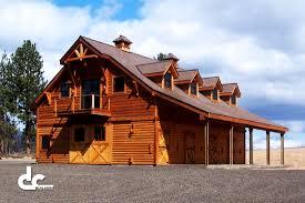 custom apartment barn in pine hollow oregon dc building gallery