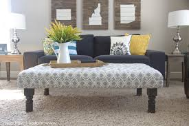 Tufted Round Ottoman Coffee Table by Gorgeous Upholstered Ottoman Coffee Table Round Tufted Coffee