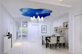 ceiling blue design of your house u2013 its good idea for your life