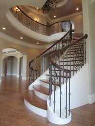 Types Of Banisters Metal Baluster Custom Stairs Artistic Stairs