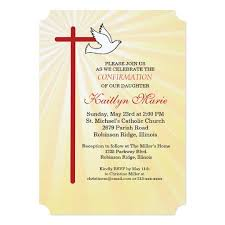 templates for confirmation invitations confirmation invitations templates invitation red cross dove gold