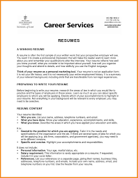 Art Resumes Profile For Resume Art Resume Examples