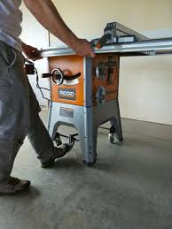 ridgid 13 10 in professional table saw ridgid table saw review from the pros wwgoa