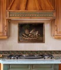 kitchen mural backsplash metal kitchen backsplash murals home ideas