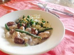 my chicken blanquette u2014french chicken stew u2014in the slow cooker