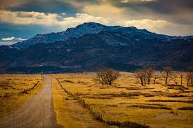 Wyoming travel ideas images A dirt road to laramie peak outside of wheatland wyoming dirt jpg