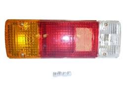 1990 toyota pickup tail light lens tail light suitable for landcruiser ute 75 series hilux trayback