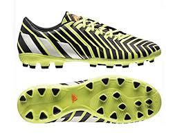 buy football boots dubai adidas predator absolado instinct ag football boots yellow whit