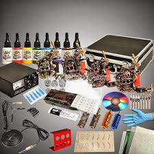 4 guns professional complete tattoo kit 3499 budgetmart