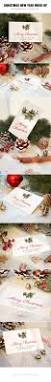 Christmas Card Mockup V2 Mockup Invitation Templates And