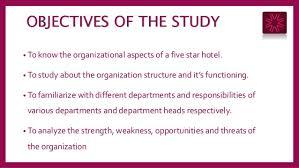 Kitchen Organization Chart Of A Large Hotel - sharath organiations study at vivanta taj hotel