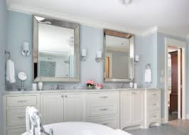 Paint For Bathroom Walls This Gray Bathroom Wall Paint Color Is Pale Smoke By Benjamin