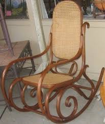 Let Me Be Your Rocking Chair Bentwood Rocking Chair Foter