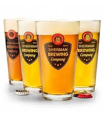 fathers day personalized gifts s day personalized pint glass set personalized