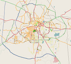Nazareth College Map Cox Town Bangalore Wikipedia