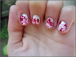 how to paint your nails for halloween nails fashion styles
