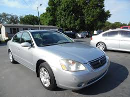 nissan altima coupe for sale tampa fl 2003 nissan altima 2 5 automatic for sale 12 used cars from 1 995