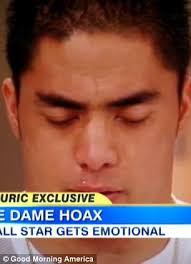 Manti Te O Meme - manti te o admits to katie couric that he lied about his fake dead