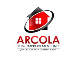 logo design entry number 36 by alocelja arcola home improvements