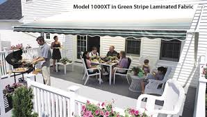 How Much Are Sunsetter Awnings Sunsetter Model 1000xt And 900xt Awnings Manually Operated Awnings