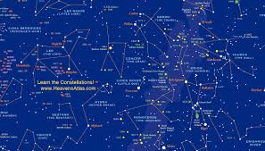 Constellations Map Best Constellation Map On The Market Www Heavensatlas Com