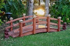 garden bridges what to consider
