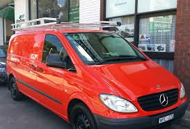 Mercedes Vito Awning Roof Rack Commercial And 4wd Roof Rack