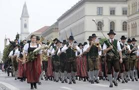 oktoberfest cultures and customs