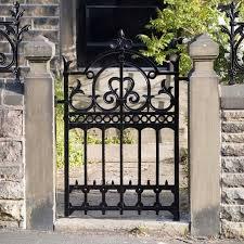 wrought iron garden gate crafts home
