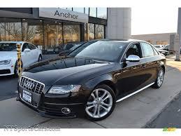 black audi s4 2011 audi s4 3 0 quattro sedan in brilliant black 031090