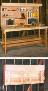 Woodworking Storage Shelf Plans by 46 Best Workbench Plans Images On Pinterest Workbench Plans