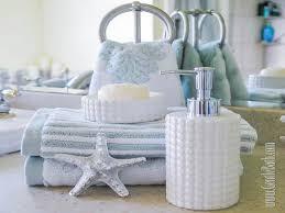 beach bathroom decor ideas coastal bathroom decor beach items for