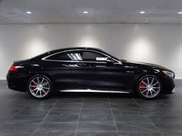 mercedes s63 amg black 2015 mercedes s class 2dr coupe s63 amg 4matic stock