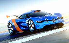 renault christmas renault alpine concept car wallpapers hd wallpapers