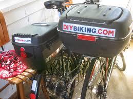 Recumbent Bike Desk Diy by Diy Biking How Bike Builds Bike Travel And Bike Life Can Save