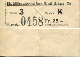 Kinoprogramm Baden Baden Historische Ansichtskarten Kanton Aargau Diverses 02