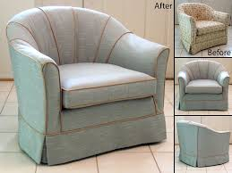slipcovers for chair and a half barrel chair slipcover furniture arcade house furniture living