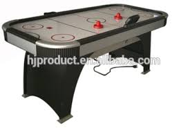 air powered hockey table classic sport air hockey table 6ft mdf air powered hockey table with