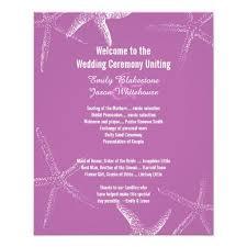 affordable wedding programs 58 best wedding programs images on wedding fan