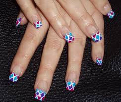 simple french nail designs images nail art designs