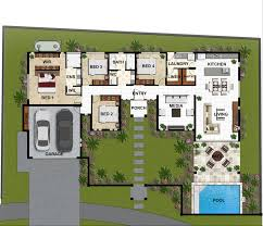 Customizable Floor Plans by 2d Colour Floor Plan Using Our Products 2dplanimage Layout
