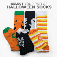halloween socks virtual race the great candy corn 5k gone for a run