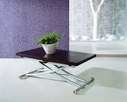 H Enverstellbarer Tisch Multifunktionstisch Couchtisch Tisch Olimp W Wenge
