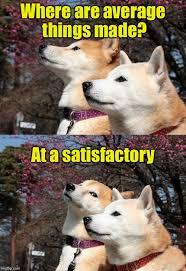 bad pun dogs memes imgflip