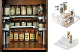 Extra Large Spice Rack Spice Storage Ideas For Small Spaces Improvements Blog