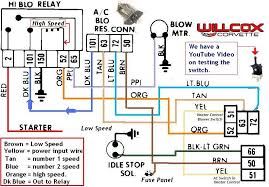 84 corvette radio wiring diagram corvette wiring diagrams for